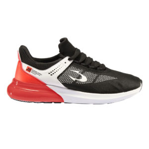 Zapatillas John Smith Reler en color negro y blanco de running para hombre.