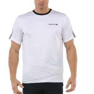 Camiseta John smith Dack en color blanco para hombre.