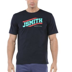 Camiseta John Smith Saura en color azul marino para hombre.