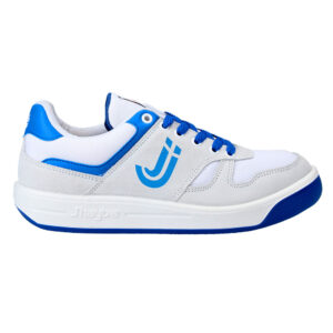 Zapatillas J´Hayber New Match de color Azul y blanco