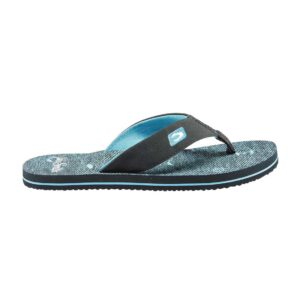 Chanclas John Smith Paes Jr en color azul marino para niños