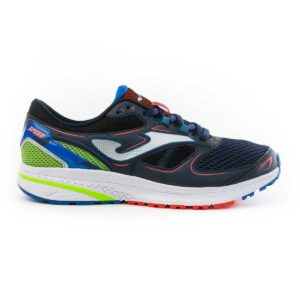 Zapatillas Joma R.Speed Men 2003 de running para hombre en color azul marino, azul y verde.