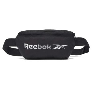Riñonera Reebok Training Essentials en color negro.