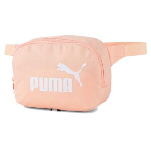 Riñonera Puma Phase Waist Bag en color rosa.