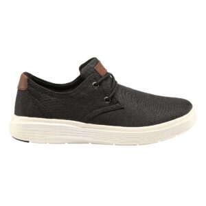 Zapatillas John Smith Limp para hombre, en color negro y blanco.